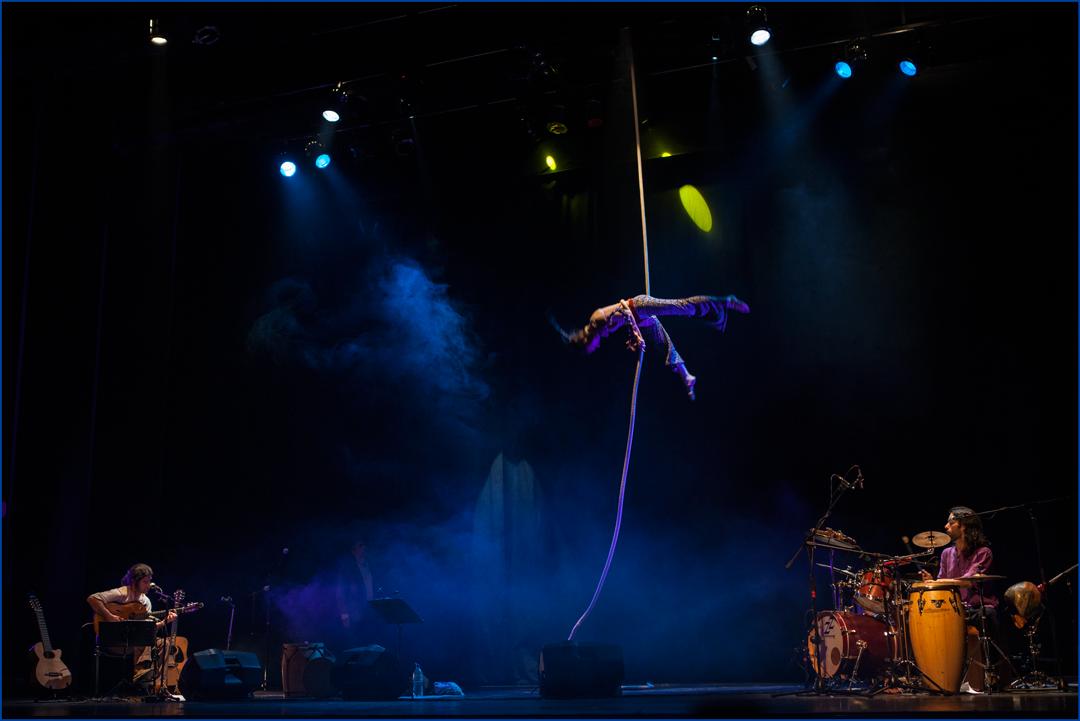 ''Payé'' en el Teatro La Baita