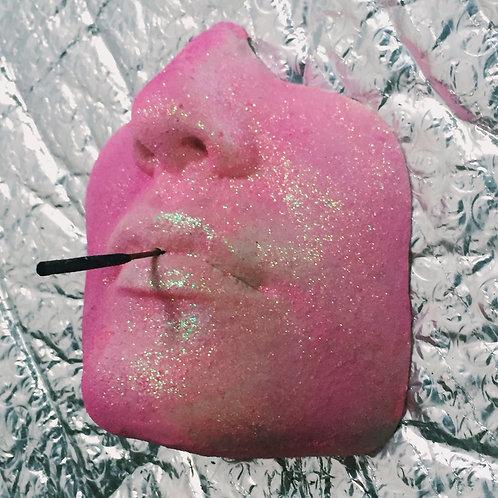 Incense Blazer // Post-punk-Pink