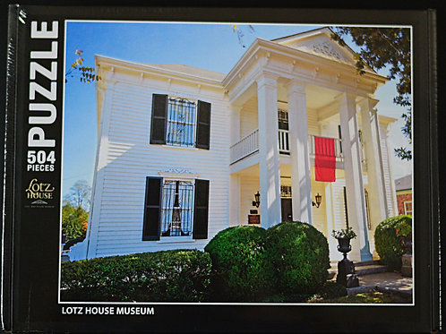 Lotz House Museum Puzzle - 504 pieces