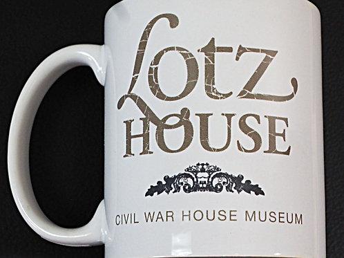 Lotz House Civil War House Museum Cup