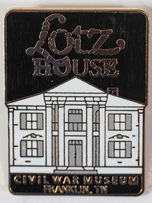 Lotz House Civil War Museum Pin