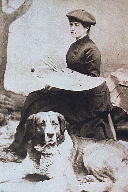 Matilda Lotz Commemorative Notebook