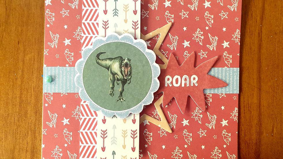Roar Card