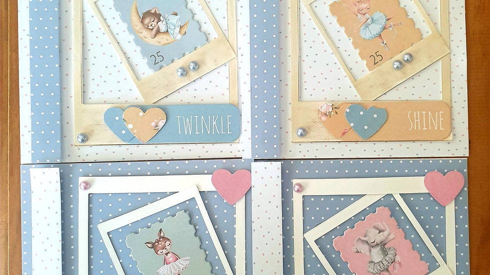 Frame It Pack of 4 Cards
