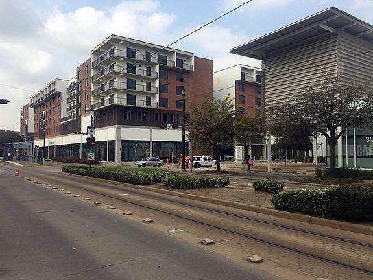 Multi-family Architecture Houston Texas