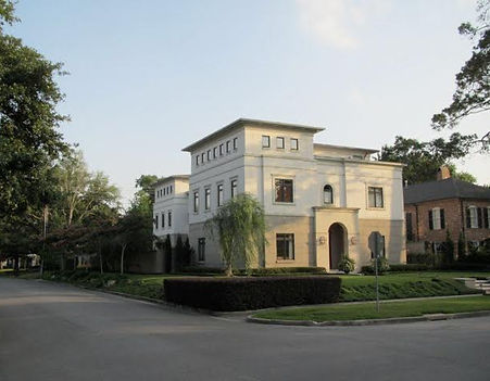 River Oaks House Architectue