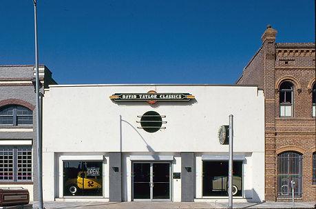 David Taylor Auto Museum