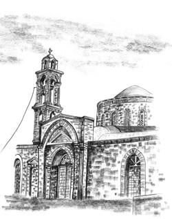 Church at Lageia
