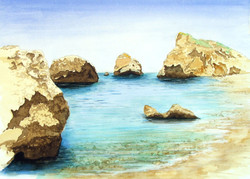 High Noon at Aphrodite's Rock