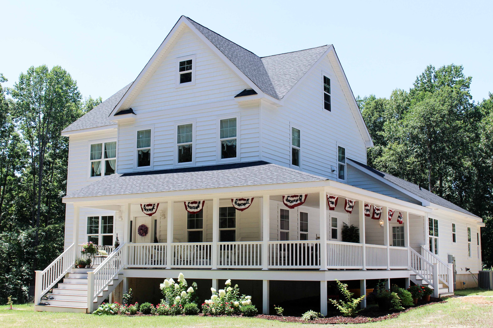 Virginia Building Solutions Custom Modular Home Builder