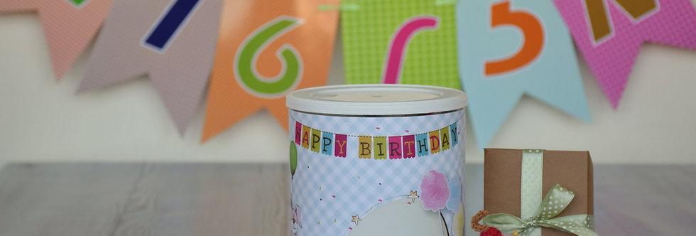 עיטופית יום הולדת שמח
