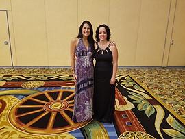 Tylene Loomer and Crystal