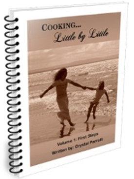 Cookbook Little By Little