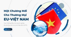 Một Chương Mới Cho Thương Mại EU-Việt Nam