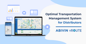 Optimal Transportation Management System For Distributors - Abivin vRoute