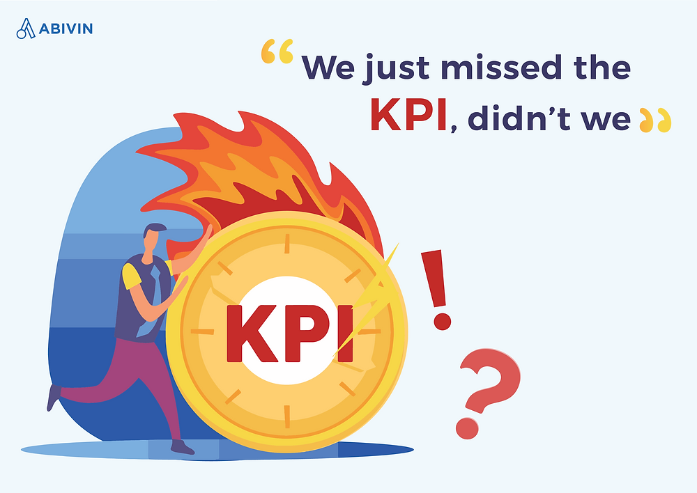 Problem 2: We just missed the KPI, didn't we