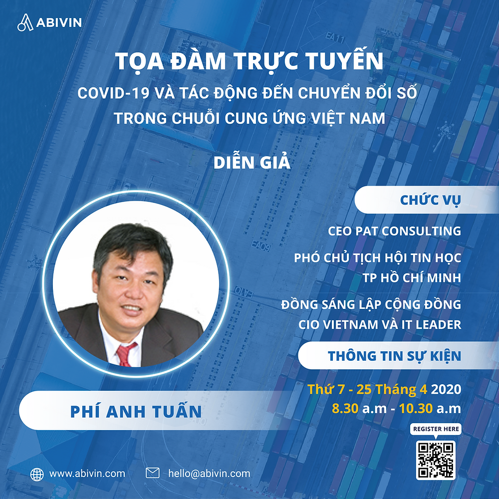 Ông Phí Anh Tuấn, CEO Pat Consulting