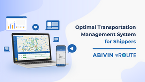 Optimal Transportation Management System For Shippers - Abivin vRoute