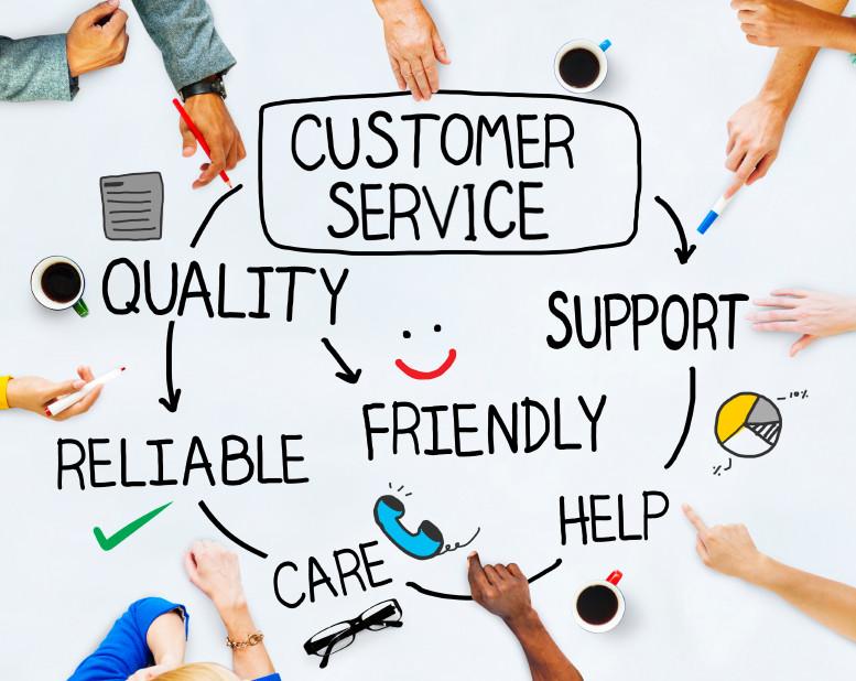 Dịch vụ khách hàng kém khiến chuỗi cung ứng chững lại
