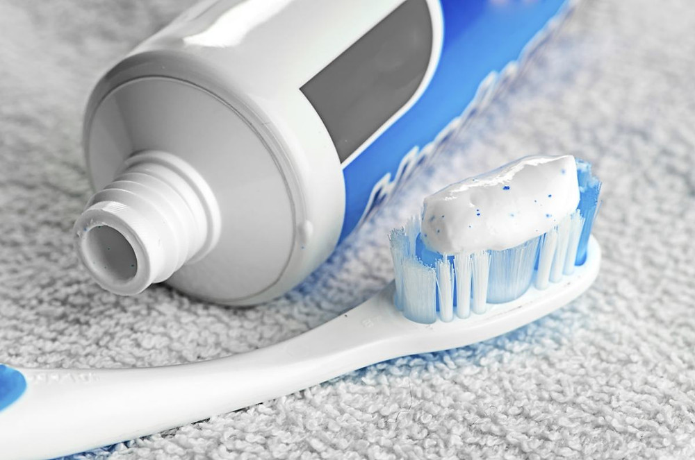 Tooth paste and tooth brush are complementary products