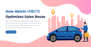 How Abivin Optimizes Sales Route