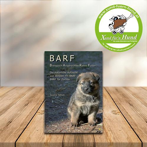 """Broschüre """"BARF für Welpen"""""""