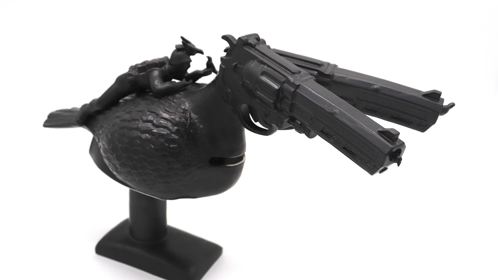 鴿子槍 Double standard1.JPG
