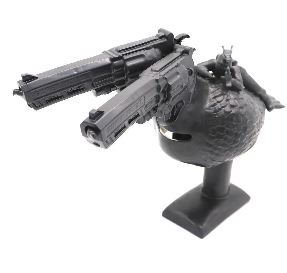 鴿子槍 Double standard2.JPG