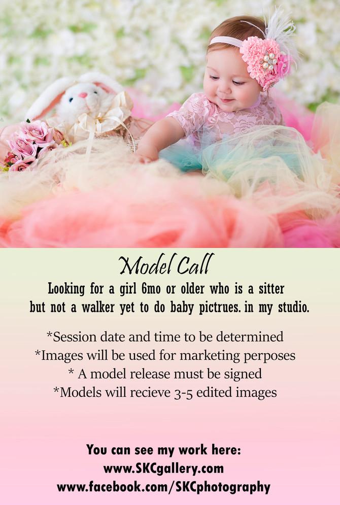Baby Model Call