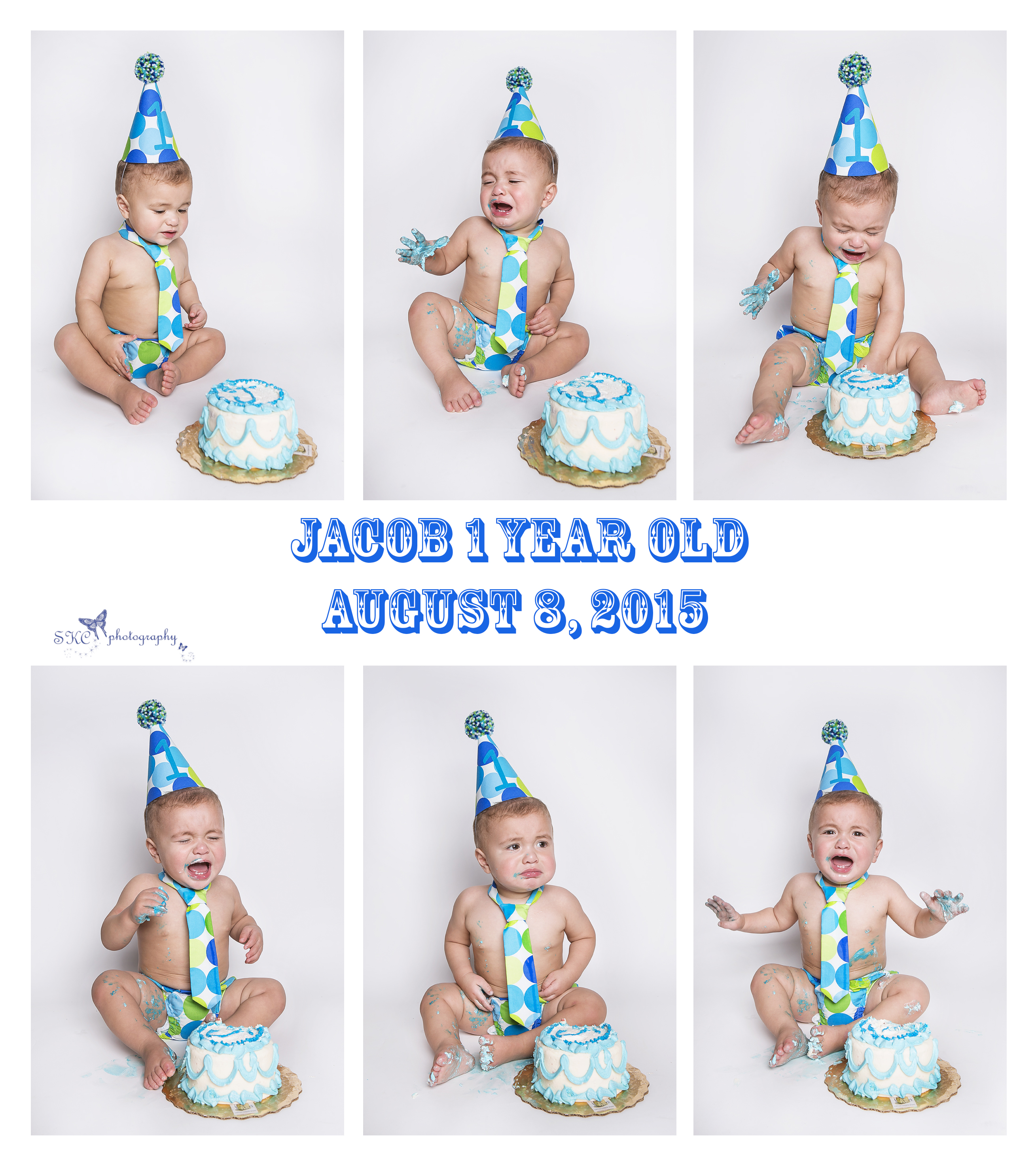 Jacob 1 year old