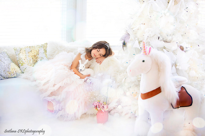 Kids Pictures - Holiday Dreams