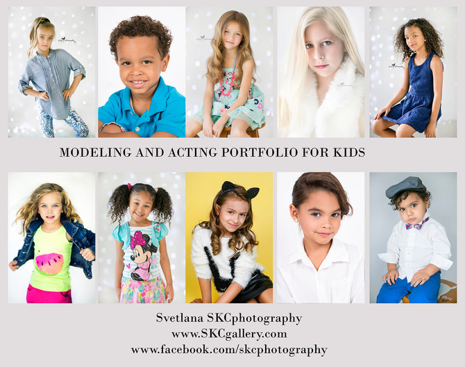 Acting and Modeling Portfolios