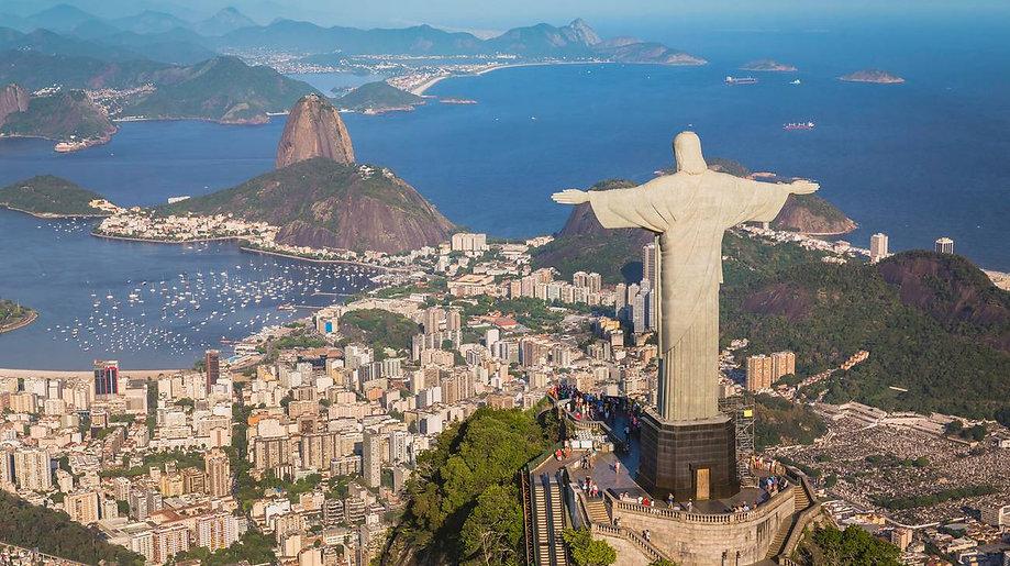 Cristo Redentore di Rio de Janeiro, Bras