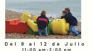 ABIERTOS EN JULIO | COLONIAS PARA NIÑOS!