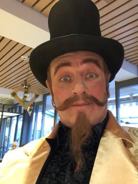 Directeur Charles Zidler du Moulin Rouge