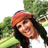 Pirat Captain Salem