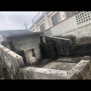 沖縄市 お墓 塗り替え塗装工事