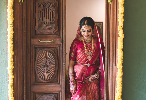 Indian Traditional Bride