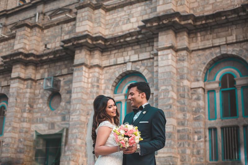 Christian Wedding Photoshoot