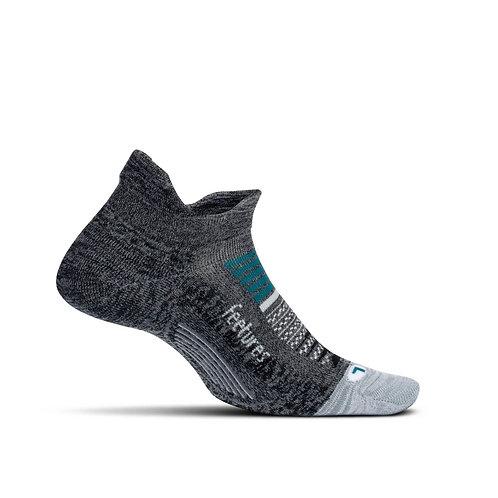 Feetures No Show Tab Color Asteroidgray Light Cushion