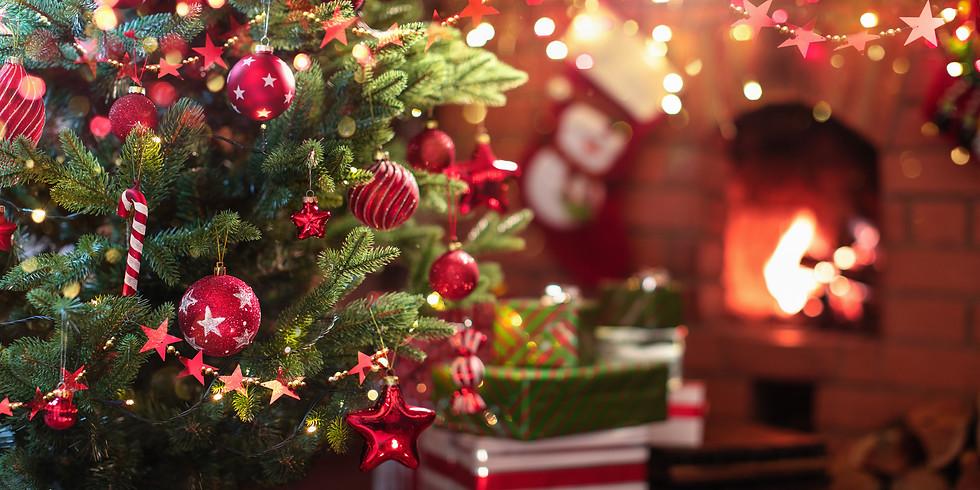 CHRISTMAS AFTERNOON TEE täglich 15-17h (am 2. & 3. Advent mit Pianist)