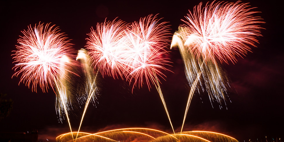 HAPPY NEW YEAR MIT MENU, SKYTERRASSE, CHAMPAGNER