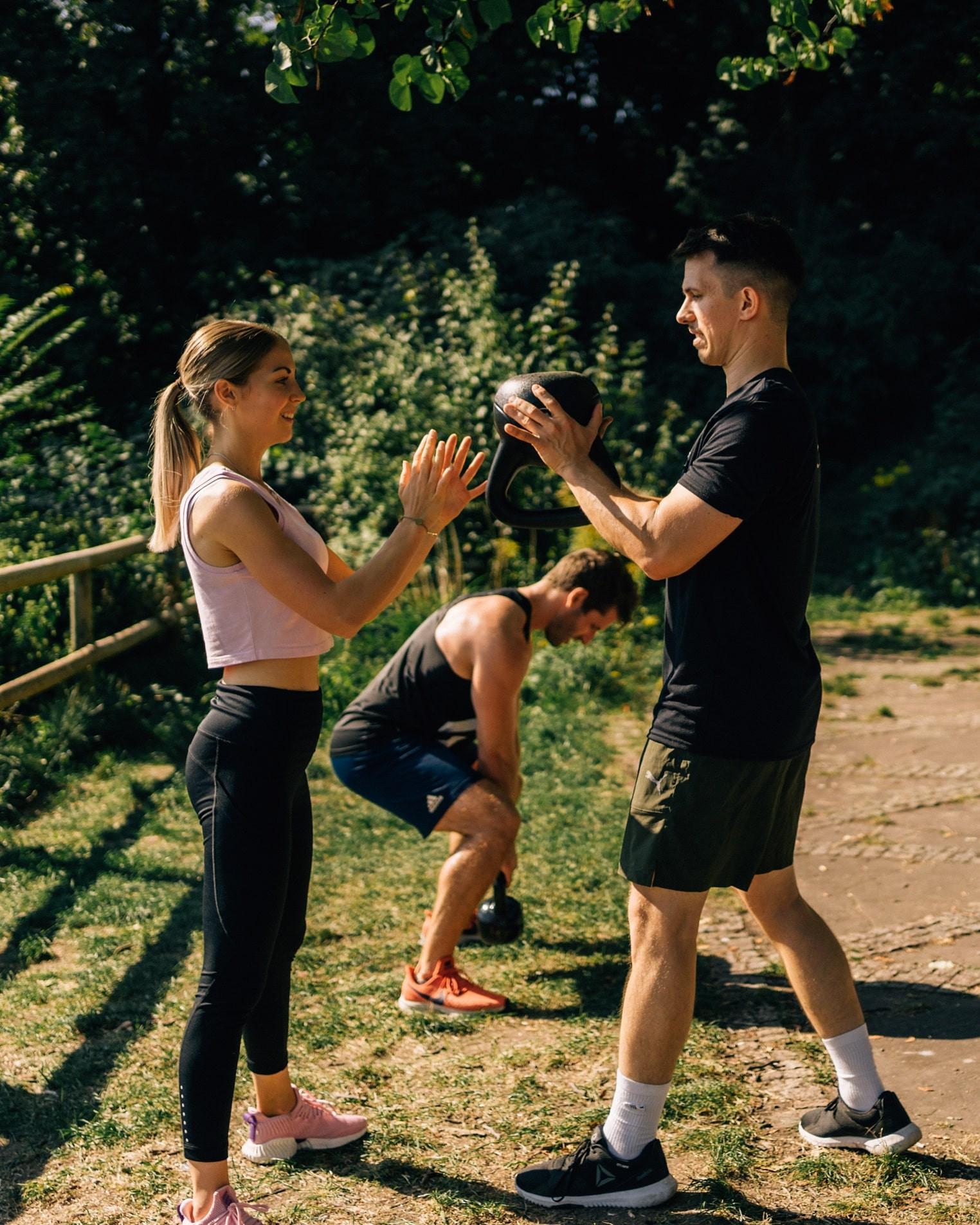 Personal Training zu zweit