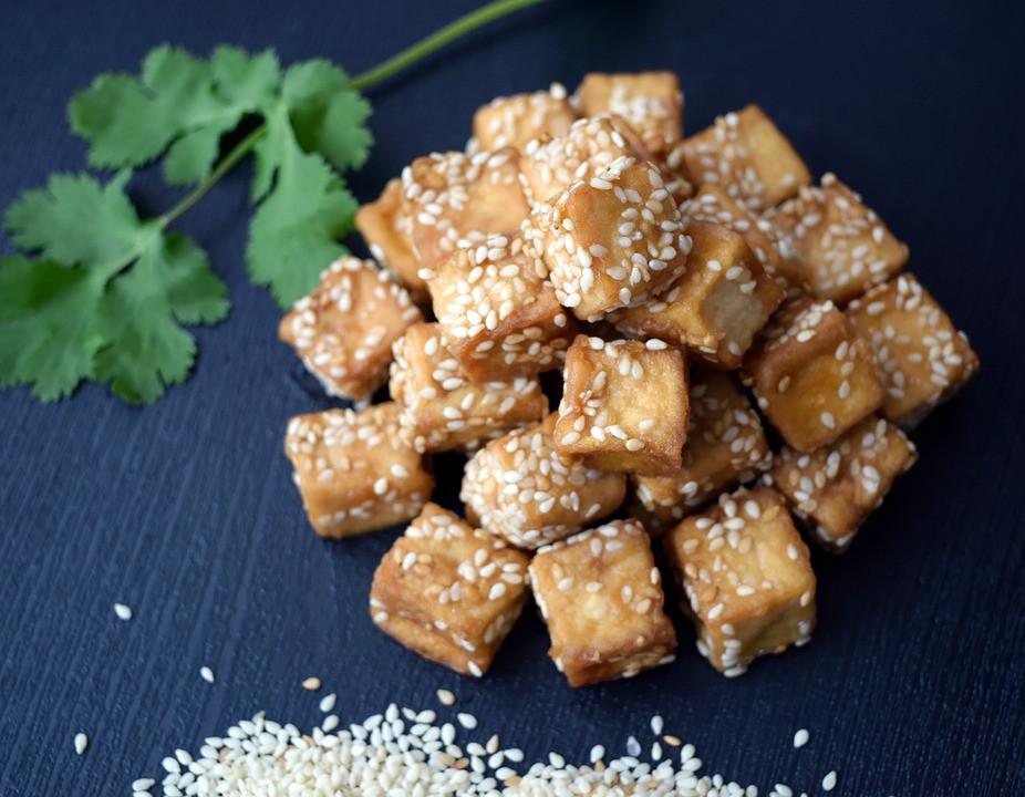 Tofu als vegane Eiweisquelle