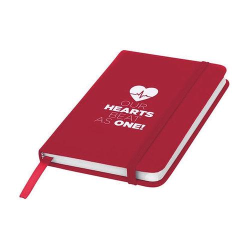 A6 Hardback Promotional Notepad - Prices Inc VAT