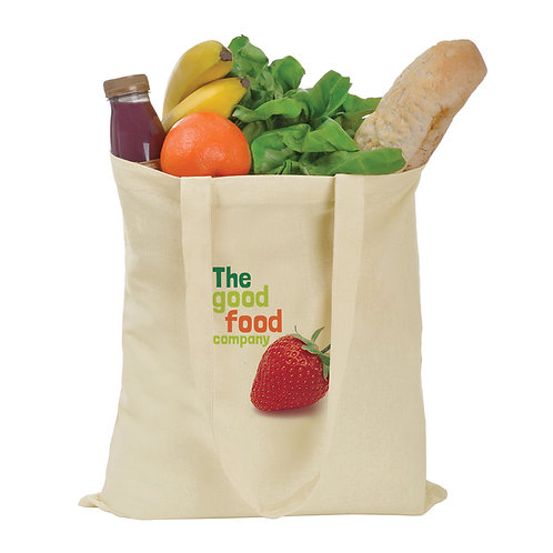 Eco Friendly Cotton Tote Bag - Prices Inc VAT