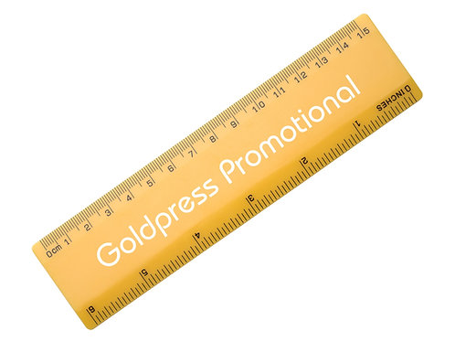 6 Inch Ruler - Prices Inc VAT
