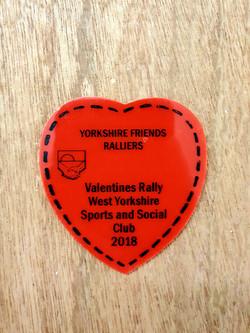 Yorkshire Friends Shape S