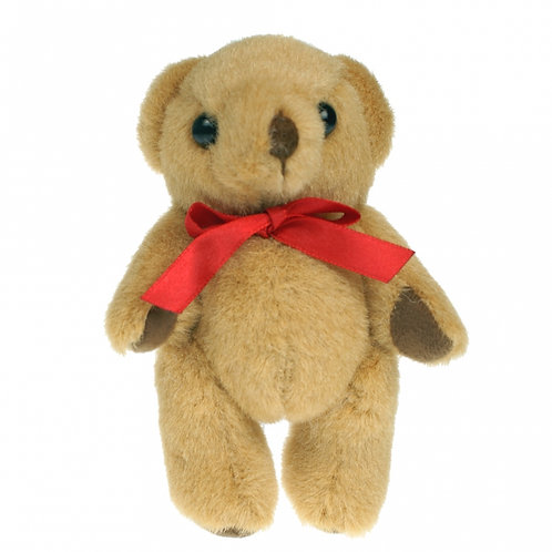 13cm Jointed Ted - Prices Inc VAT