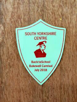 South Yorkshire Shape L